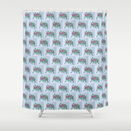 Roses VI-A Shower Curtain