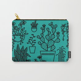 Botanical Sunroom Carry-All Pouch