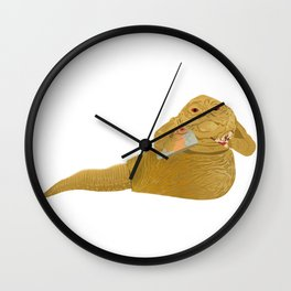 MJC Merch Wall Clock