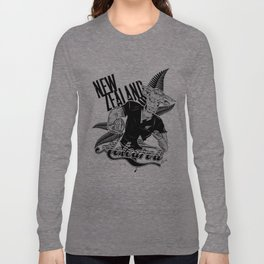 Rugby Cow Long Sleeve T-shirt