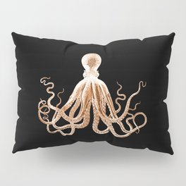 Octopus sea nautical beach coastal Pillow Sham