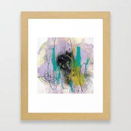 Emerald II Framed Art Print