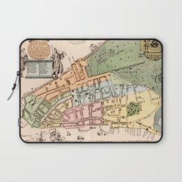 New York City 1728 Laptop Sleeve