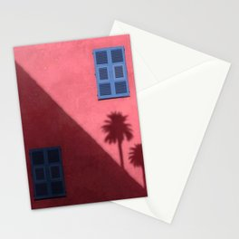 Menton Shadow  Stationery Cards