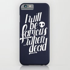 Famous.. iPhone 6s Slim Case