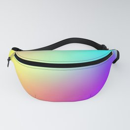 Rainbow Gradient Fanny Pack