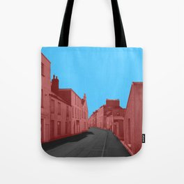 Jersey Colors Tote Bag