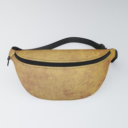vintage retro style wall background,  stone texture Fanny Pack