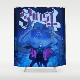 ghost bc tour 2021 Shower Curtain