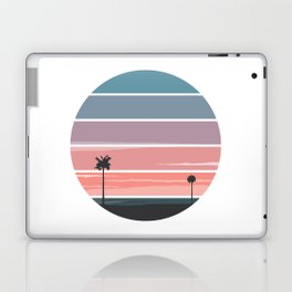 Palm Sunset Laptop & iPad Skin
