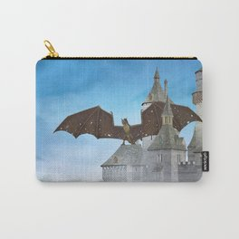 Dragon Castle Carry-All Pouch
