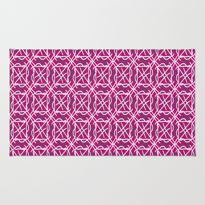 Abstract Pattern 4 Rug