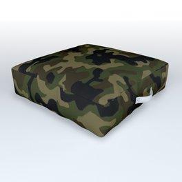 Camouflage Art3 Outdoor Floor Cushion