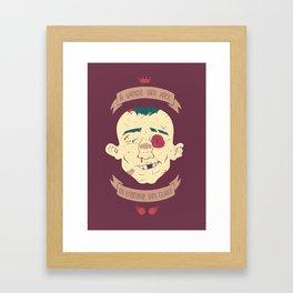 Jacquot lamotte  Framed Art Print