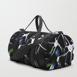 Spider Lilies Duffle Bag