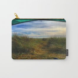 Gold Bluff Beach Camping Carry-All Pouch