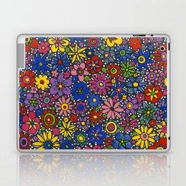 Mille Fleurs by Nettwork2Design - Nettie Heron-Middleton Laptop & iPad Skin