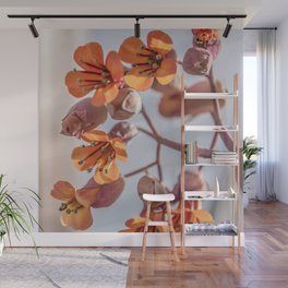 Signs of Spring Wall Mural