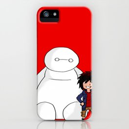 Big Hero Six iPhone Case