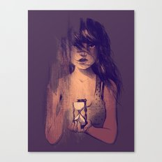 EPHEMERAL Canvas Print