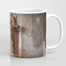 Rusty Stove Coffee Mug