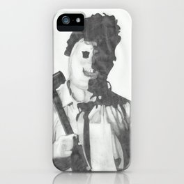 Leatherface. iPhone Case