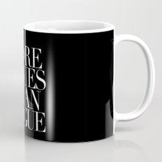 MORE ISSUES Mug