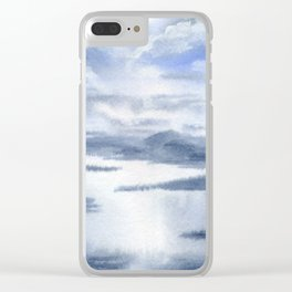 As Above, So Below. Clear iPhone Case