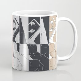 iFail Cascade right inverse split (Picture This!) Coffee Mug