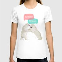 best friends T-shirts featuring best friends by Laura Graves