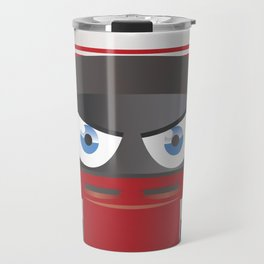 Jenson BUTTON_2014_Helmet #22 Travel Mug