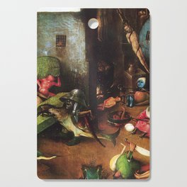 The Last Judgement - Hieronymus Bosch Cutting Board