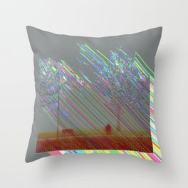 His Mind is Dark and Full of Errors 134 Throw Pillow