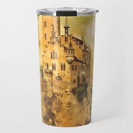 Liechenstein Castle Travel Mug
