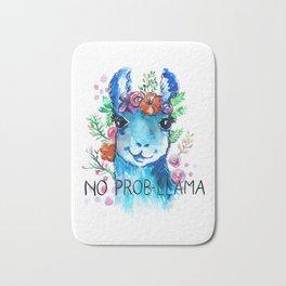No Prob Llama Bath Mat