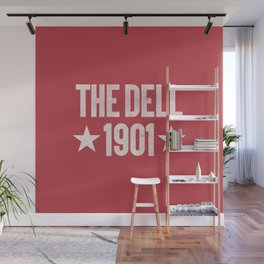 The Dell Football Ground Wall Mural