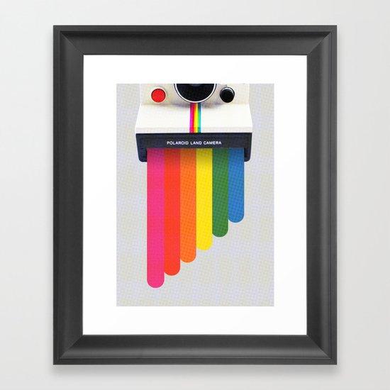 OneStep Framed Art Print