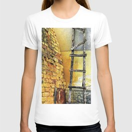 Old Yellow Bricks T-shirt