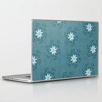 shiva Laptop & iPad Skins featuring Shiva by Brains Are Pretty - Caroline Okun
