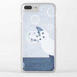Soap bubbles 2 Clear iPhone Case