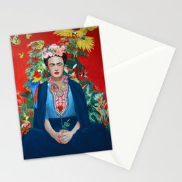 Saint Frida Stationery Cards