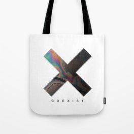 The xx - Coexist Tote Bag
