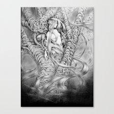 Driade 4 Canvas Print