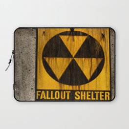 Fallout Shelter Laptop Sleeve