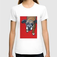 lucy T-shirts featuring Lucy by Pawblo Picasso