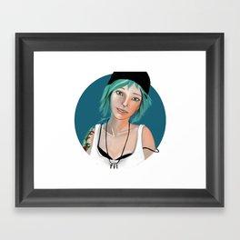 Chloe Price - Life is Strange Framed Art Print