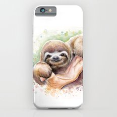 Sloth Slim Case iPhone 6
