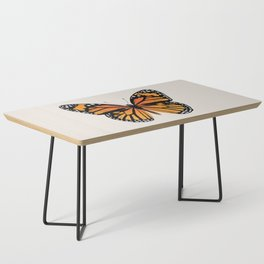 Monarch Butterfly Coffee Table