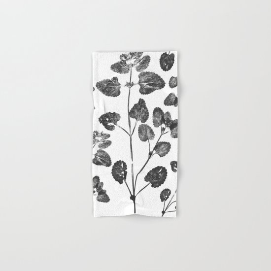 Dead Leaves Hand & Bath Towel