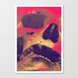 Body Chemical Canvas Print